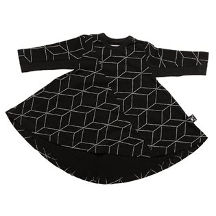 Nununu 360 Grid Dress
