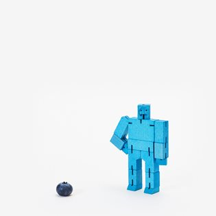 Micro Cubebot - Blue