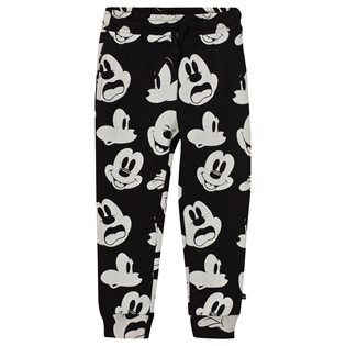 Mickel - Mickey Mouse Black Sweatpants