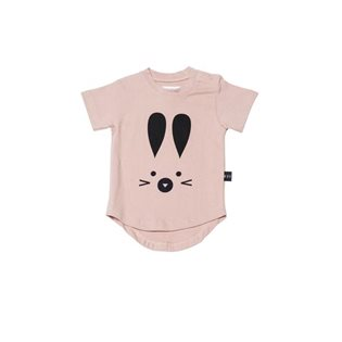 Hux Bunny Drop Back Tee