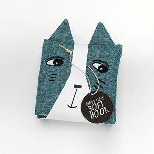 Cat Soft Cloth Book