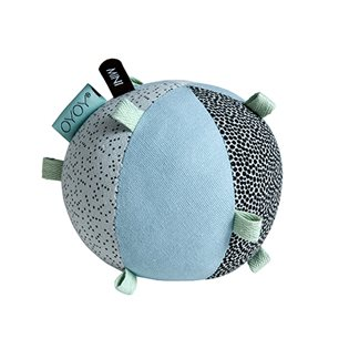 Puzzle Baby Ball - Dusty Aqua