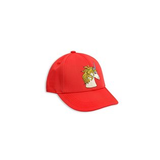 Unicorn EMB Cap - Red