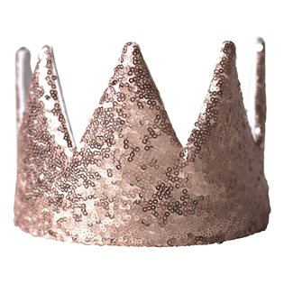 Rose Gold Crown