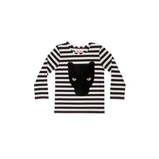 Panther Striped T-Shirt
