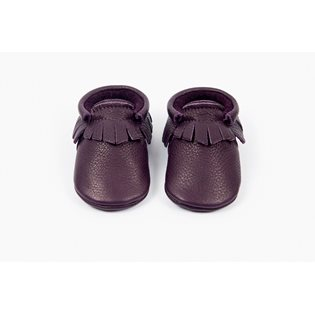 Amy & Ivor Moccasin - Purple