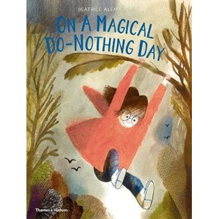On A Magical Day Do Nothing - Book