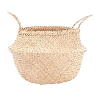 Natural Belly Basket - Large