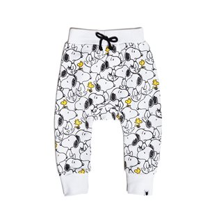 Snoopy & Woodstock Loopback Joggers