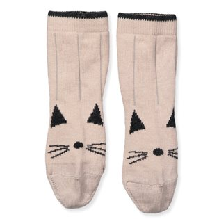 Silas Socks - Cat Sweet Rose