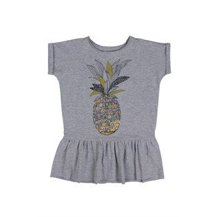 Pippi Pineapple Dress