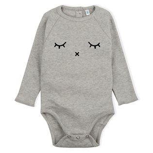 Sleepy Bodysuit - Grey