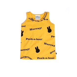 Miffy Words Tank