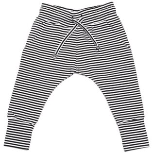 Striped Slim-Fit Jogger