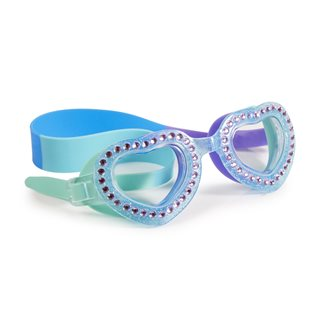 Je T'Aime Swimming Goggles - Mint Blue