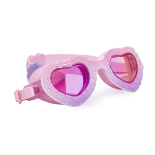 Mermaid In The Shade Swimming Goggles - Pink Purple