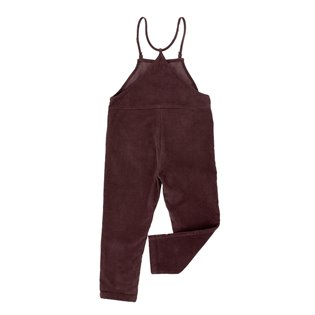 Corduroy SL One-piece - Plum