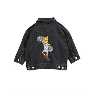 Cheer Cat Denim Jacket