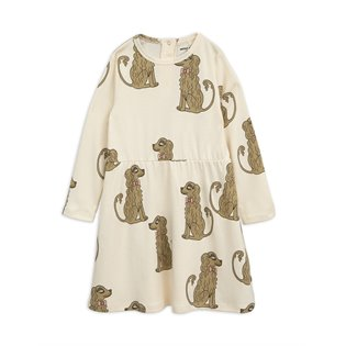 Spaniel Long Sleeve Dress