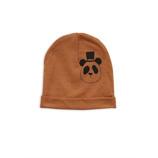 Panda SP Wool Balaklava - Brown