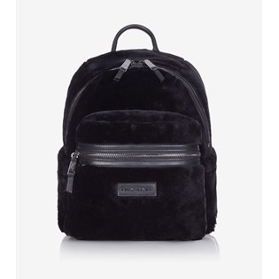 Miller Backpack - Black Fur