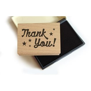 Thank You - Stamp Set