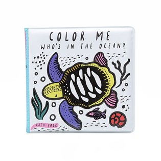 Colour Me: Who's in the Ocean? - Bath Book
