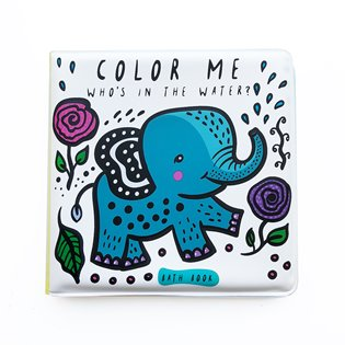 Colour Me: Who's in the Water? - Bath Book