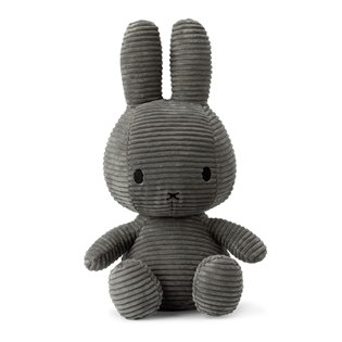 Miffy Corduroy Grey Large