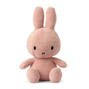 Miffy Corduroy Pink Extra Large