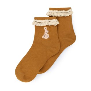 Rabbit Short Socks