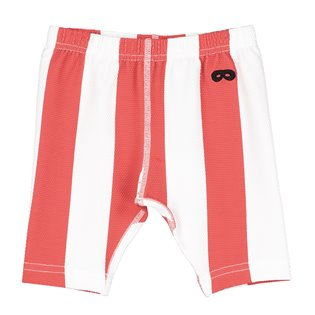 Beau Loves Baby Swim Cycle Shorts - Deck Chair Stripe