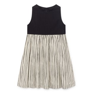 Bamboo Striped Dress