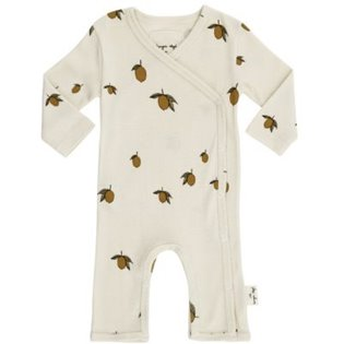 Newborn Onesie - Lemon
