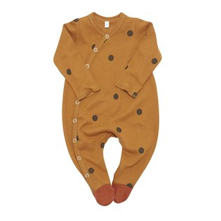 Dots Playsuit - Spice
