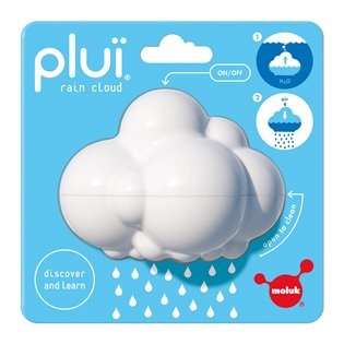 Plui Rain Cloud - Bath Toy