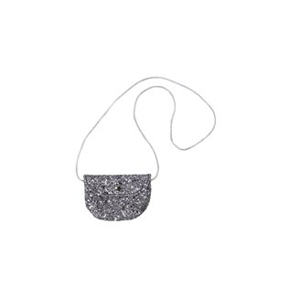 Coin Purse - Silver/ Grey