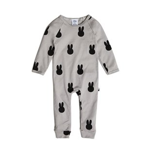 Miffy Shadow Long Romper