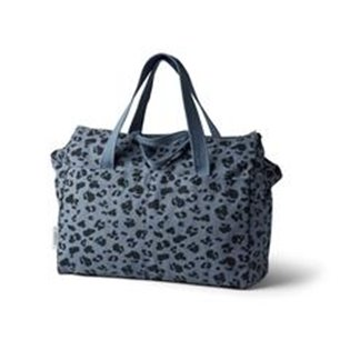Melvin Mommy Bag - Leo Blue Wave