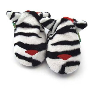 Zebra - Baby Shoes