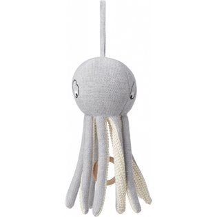 Angela Music Mobile - Octopus Grey Melange