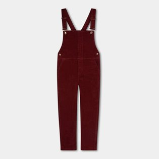Dungaree - Warm Red