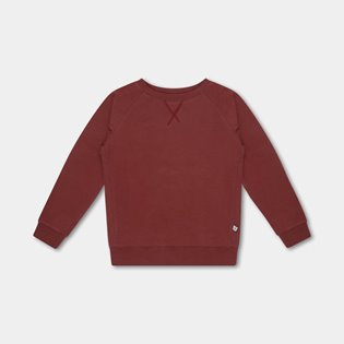 Sweat Tee - Warm Red