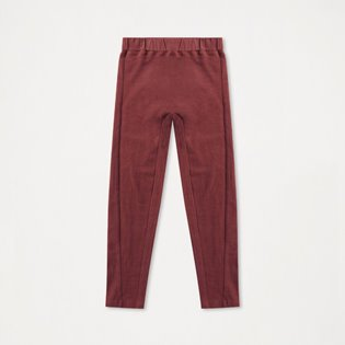 Leggings - Warm Red