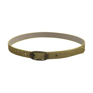 Molo Girls Neona Belt - Acid Yellow