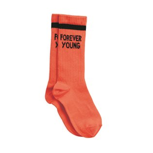 Forever Young Socks - Red