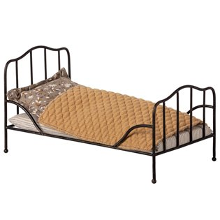 Vintage Bed - Mini - Anthracite