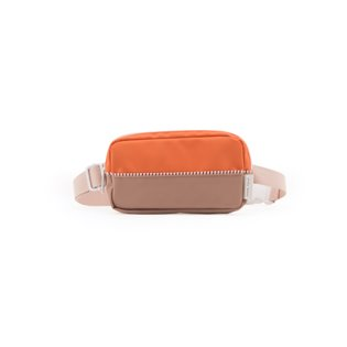 Fanny Pack Colourblock - Royal Orange