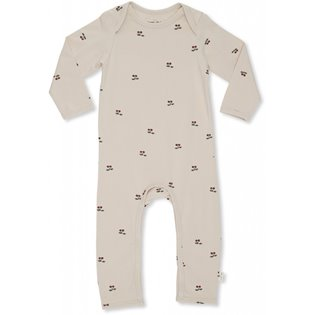 Hygsoft Playsuit - Cherry / Blush