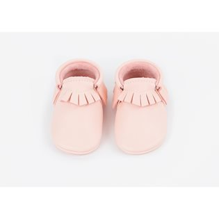 Amy & Ivor Moccasin - Blush